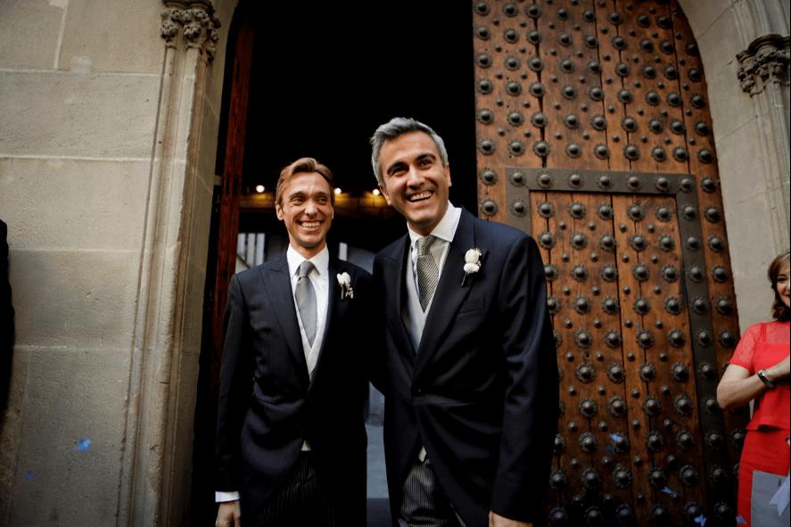 Organización de bodas gays